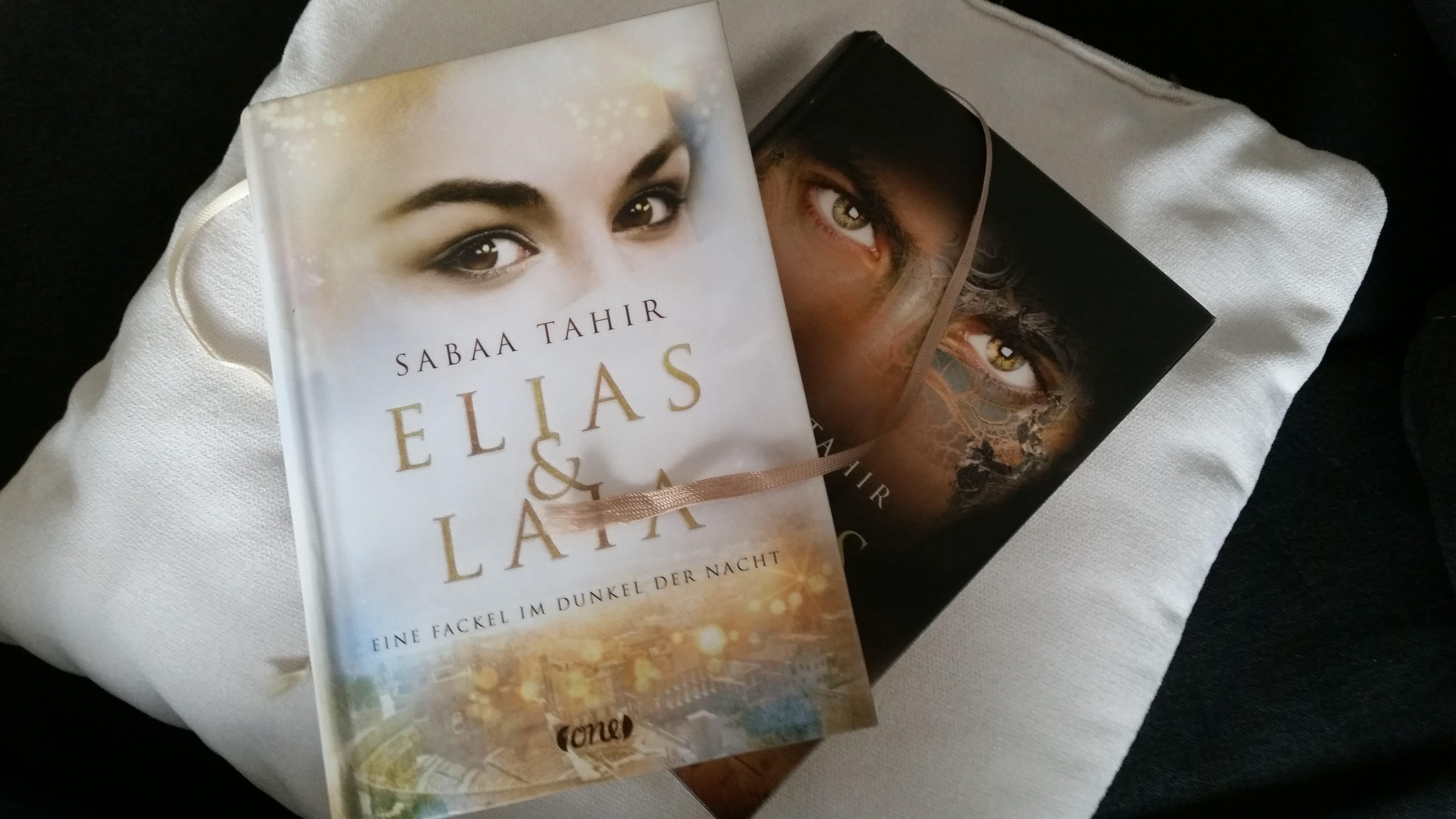 Elias und Laia Eine Fackel im Dunkel der Nacht