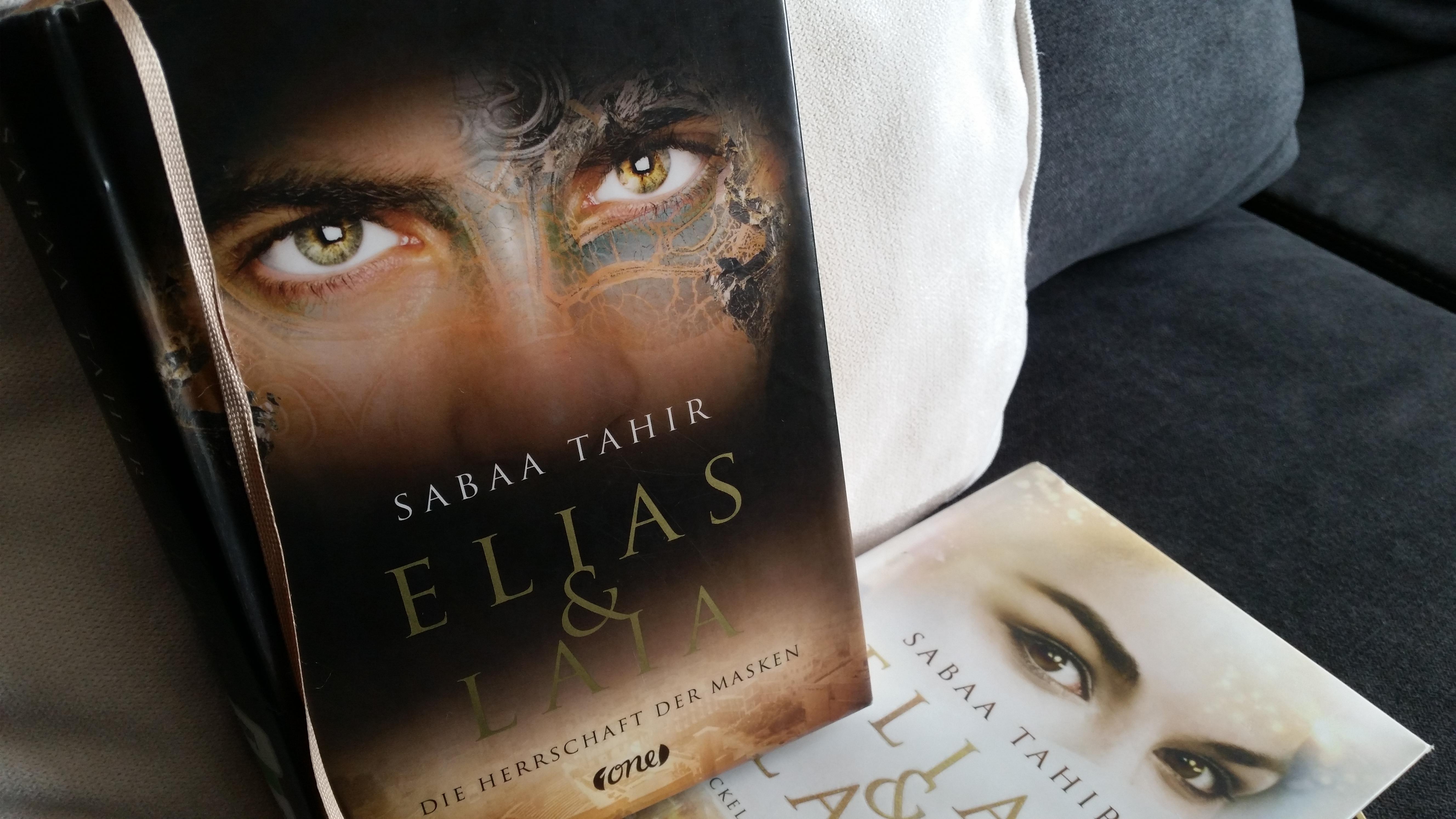 Elias und Laia – Die Herrschaft der Masken – Sabaa Tahir