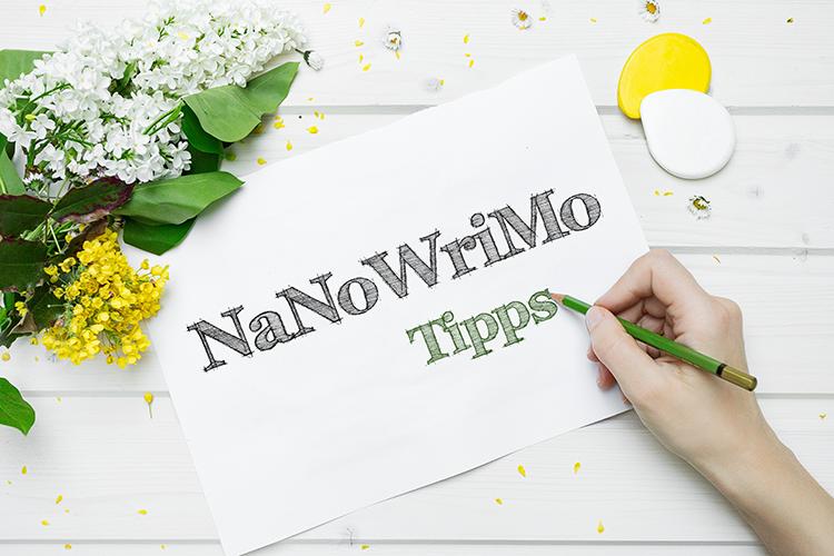 Tipps zum NaNoWriMo