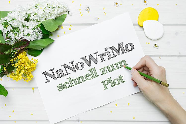 NaNoWriMo: Schnell zum Romanplot mit Listen